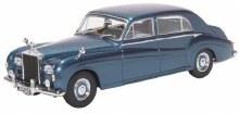 1:43 Scale Rolls Royce Phantom V James Young Windsor Blue - 43RRP5003