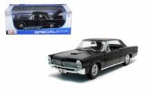 1:18 Scale 1965 Pontiac GTO Hurst, Black - 31885
