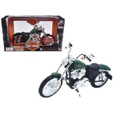 1:12 Scale 2013 Harley Davidson XL 1200V Seventy Two Bike - 46032335