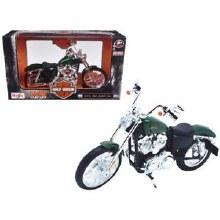 1:12 Scale 2013 Harley Davidson XL 1200V Seventy Two Bike - 46032335