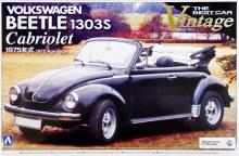 1:24 Scale Volkswagen Beetle 1303S Cabriolet - 83047798