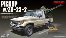 1:35 Scale VS-004 Pickup w/ZU-23-2 - 3850203