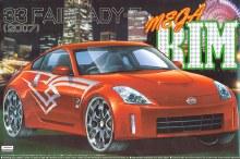 1:24 Scale Nissan Fairlady Z 2007 Mega Rim Design - 83046357