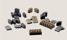 1:35 Scale Jerry Cans - 0402