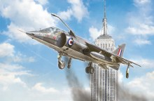 1:72 Harrier GR.1 Transatlantic Air Race 50th Ann. - 1435