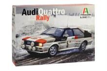 1:24 Audi Quattro Rally - 3642