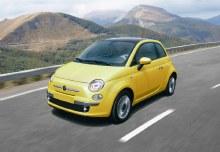 1:24 Fiat 500 (2007) - 51-3647S