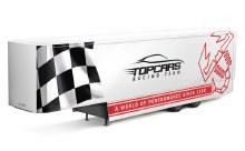1:24 Racing Trailer - 3936