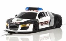 Audi R8 Police Car - C3932