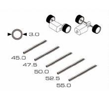 Axles (Pk 5) - C8406