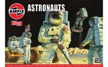 1:76 Scale Astronauts - 00741