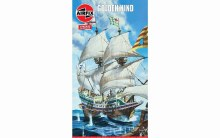 1:172 Scale Golden Hind - 09458