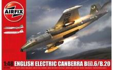 1:48 Scale English Electric Canberra B(i).6/B.20 + T.4 Scheme - 10101C