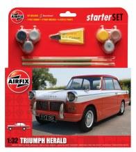 1:32 Scale Triumph Herald Starter Set - 55201