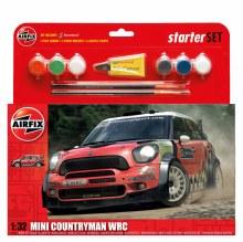 1:32 Scale Mini Countryman WRC Starter Set - 55304