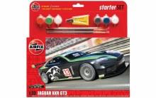 1:32 Scale Jaguar XKRGT Starter Set - 55306