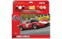 1:32 Scale Ford 3 Litre GT Starter Set - 55308