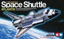 1:100 Scale Space Shuttle Atlantis - T60402