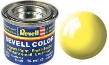 12 Yellow Gloss Enamel 14ml - 32112