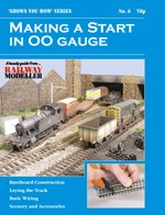 Making A Start In OO Gauge - SYH06