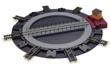 OO Gauge Motorised Turntable - R070
