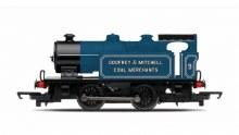OO Gauge Godfrey & Mitchell Coal Merchants Type D 0-4-0T No.9 - R3584