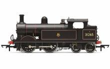 OO Gauge BR H Class 0-4-4T 31265 Era 4 DCC Ready - R3631