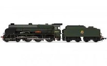 OO Gauge BR Lord Nelson Class 4-6-0 30863 'Lord Rodney' Era 4 DCC Ready - R3635