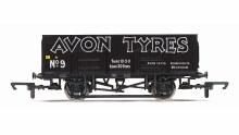 OO Gauge 21T Mineral Wagon, Avon Tyres Era 3 - R6819