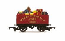 OO Gauge Christmas Plank Wagon, 2019 - R6932