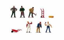 OO Gauge Working People - R7117
