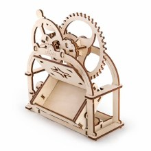 Mechanical Box 3D Wooden Kit