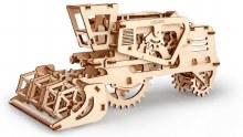 Combine/Harvester Mechanical Model