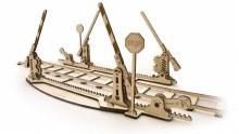 Rails + Crossing Mechanical Model