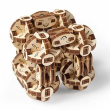 Flexi-Cubus 3D Wooden Kit