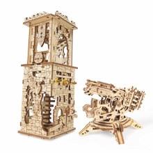 Archballista Tower Mechanical Model