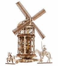 Tower Windmill Mechanical Model
