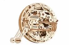 Monowheel Mechanical Model