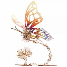 Butterfly Mechanical Model