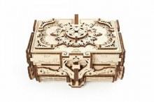 Antique Box Mechanical Model