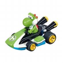 1:16 Mario Kart, Yoshi Race Kart Racer w/Sound RTR - 712162108