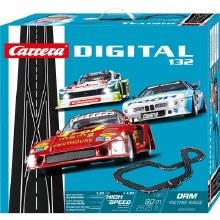 Digital 132 DRM Retro Race Set - 30002
