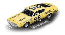 "Digital 132 Ford Torino Talladega ""B Parson No.98"" - 30755"