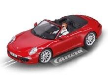 Digital 132 Porsche 911 S Cabriolet, Red - 30772