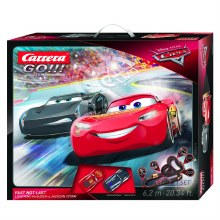 Go!!! Cars 3 - Fast Not Last Set - 62416