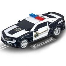 Go!!! 143 Chevrolet Camaro Sheriff - 64031