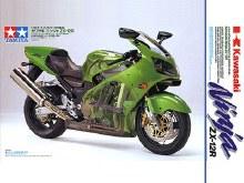1:12 Scale Kawasaki Ninja ZX-12R - T14084