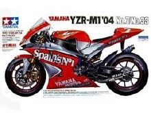 1:12 Scale Yamaha YZR-M1'04 No.7/No.33 - T14100