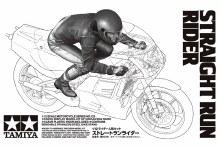 1:12 Scale Straight Run Rider - T14123