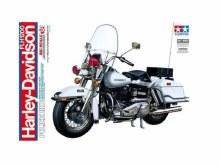 1:6 Scale Harley-Davidson FLH1200 Police Bike - 16038
